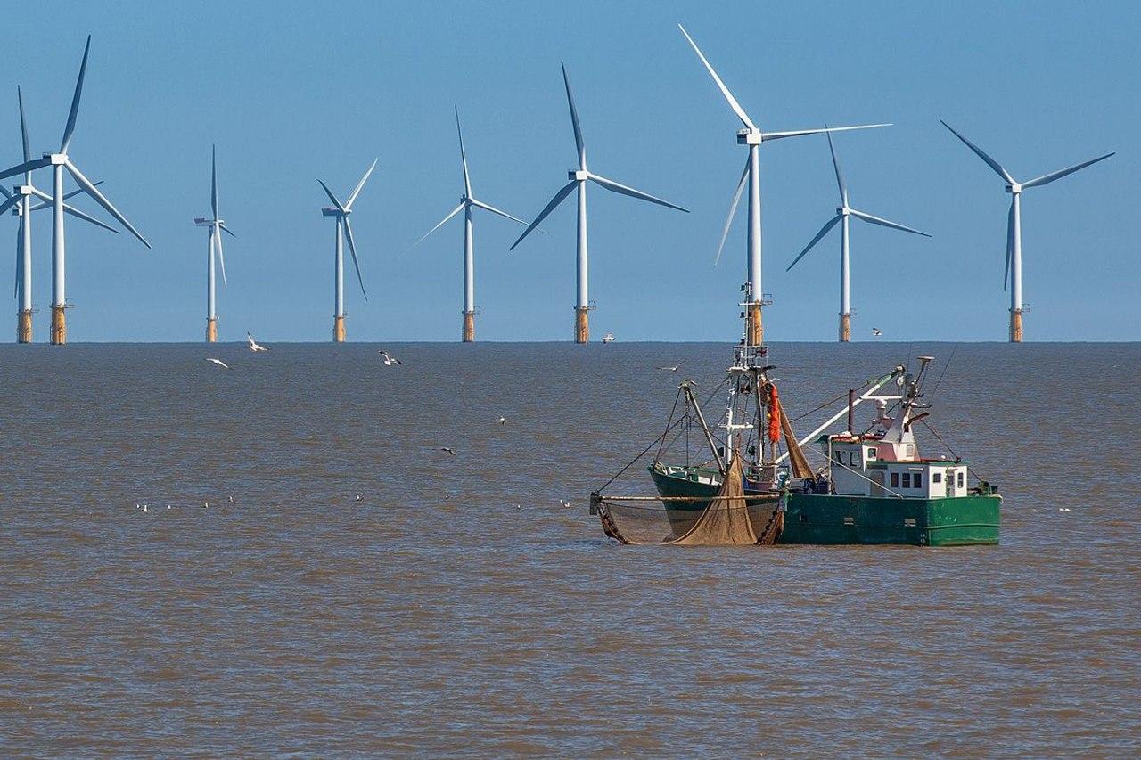 Энергия морского ветра обеспечит электричеством все дома Британии